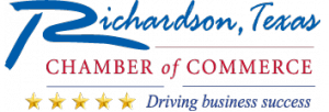 2003 Small Business of the Year Voted by City of Richardson, Richardson Chamber of Commerce