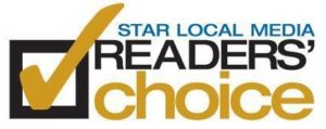 Best Pet Care Facility - Voted by Readers of the Plano Star Courier