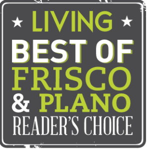 Living Magazine Frisco and Plano Readers Choice