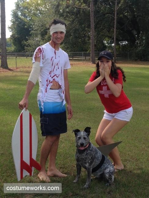 Credited Dog Halloween Costume 2