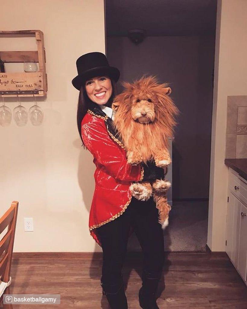 Credited Dog Halloween Costume 4