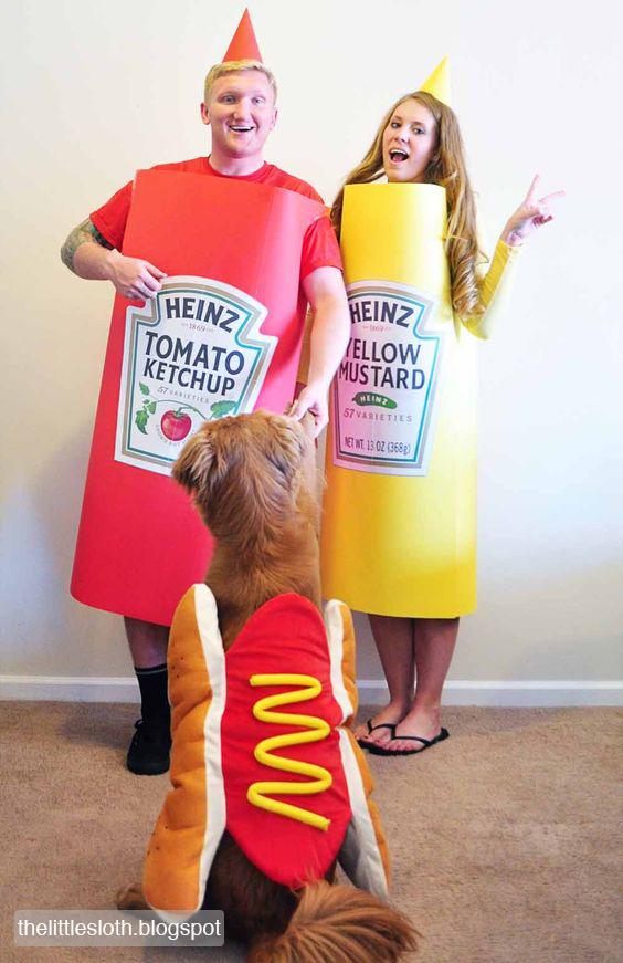 Credited Dog Halloween Costume 9